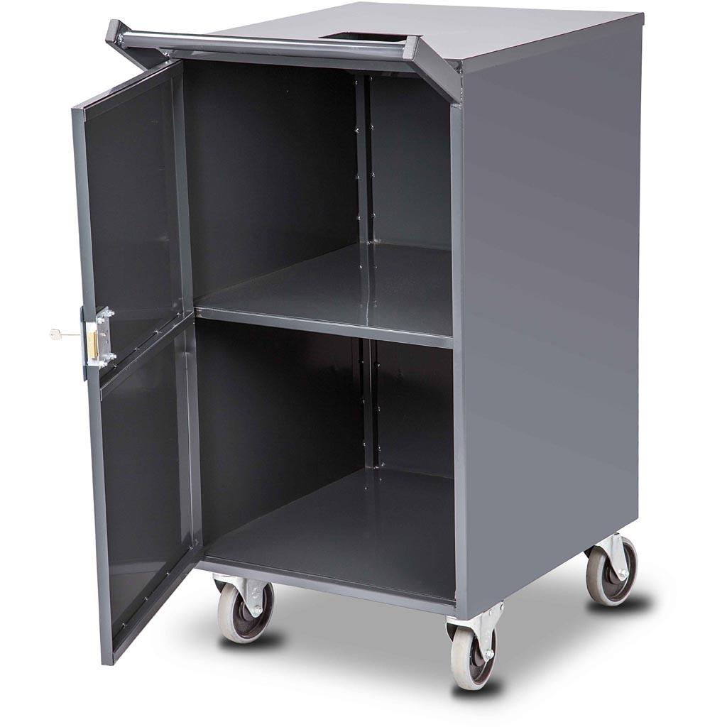 Cash Trolleys Burton Safes