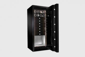 Luxury Watch Winder Safe