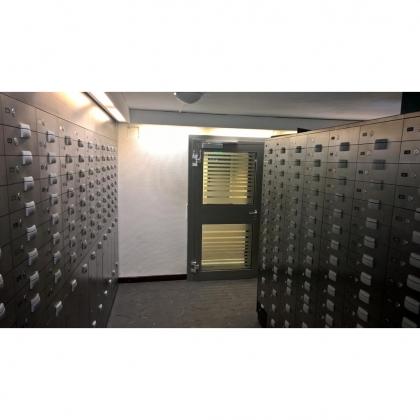 Zurich Safe Deposit Boxes