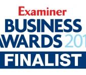 Huddersfield Examiner Business Awards 2017 thumbnail