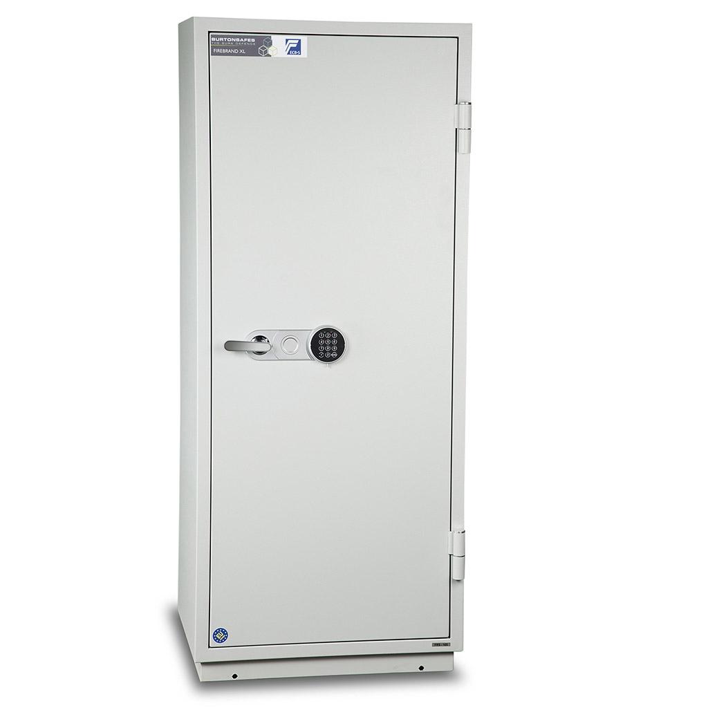 Firebrand XL Size 1 Electronic Lock - Burton Safes