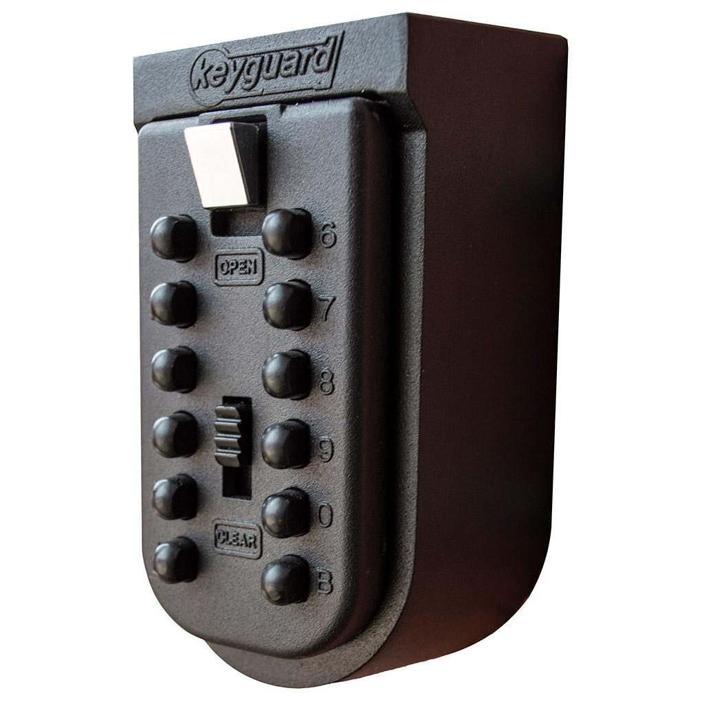 Burtonsafes keyguard digital xl key safe, small key safe.