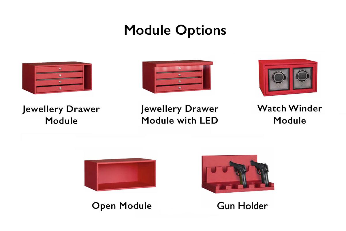 Brixia Uno Module Options